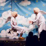 Mucki und Luis im Himmel